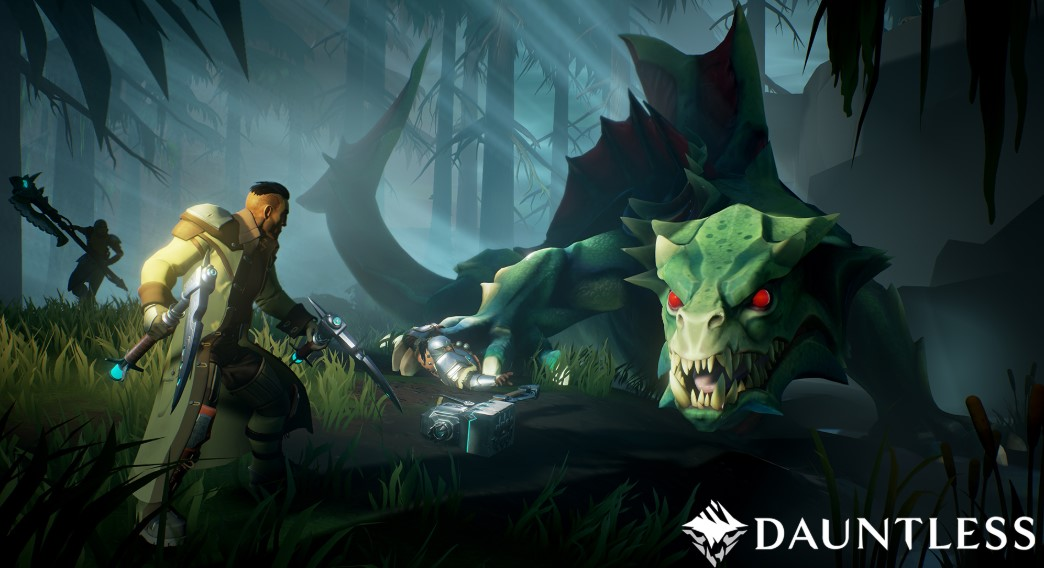 Dauntless game pc online gratis terbaik