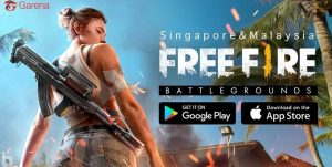Free Fire Battlegrounds download