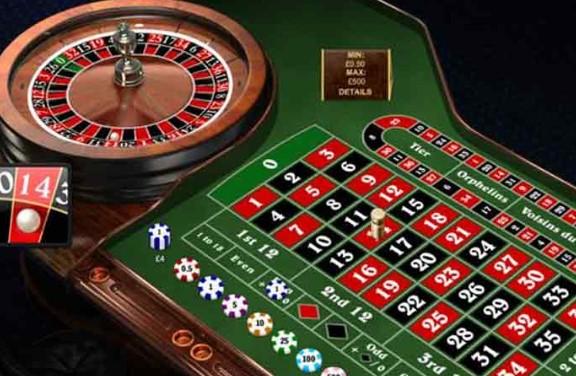 cara menang main roulette casino
