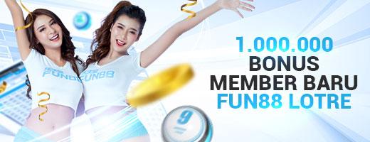 promo freebet member baru lotre